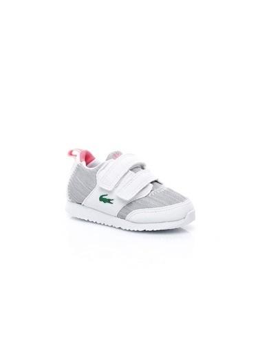 Lacoste Ayakkabı Beyaz